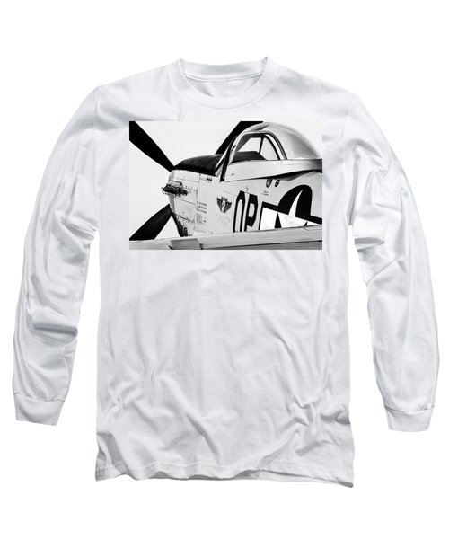 High Key Mustang Long Sleeve T-Shirt