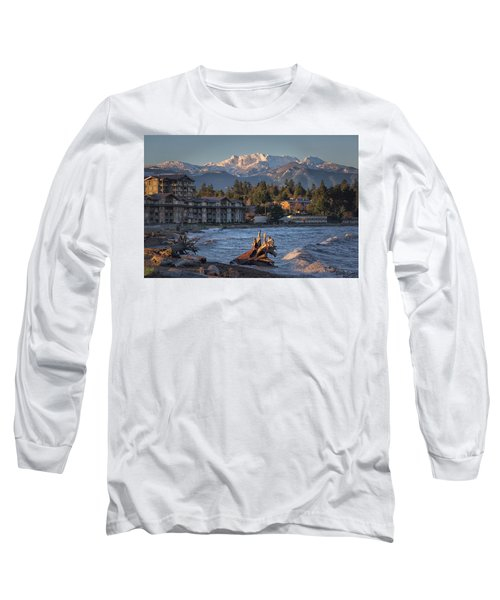 High Tide In The Bay Long Sleeve T-Shirt