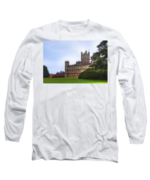 Highclere Castle Long Sleeve T-Shirt