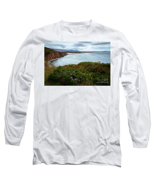 Highlands Of Cape Breton Long Sleeve T-Shirt