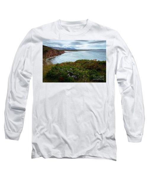 Highlands Of Cape Breton Long Sleeve T-Shirt