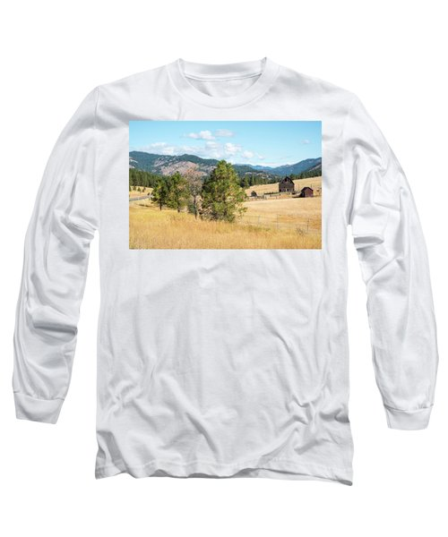 Highway 97 Ranch Memories Long Sleeve T-Shirt