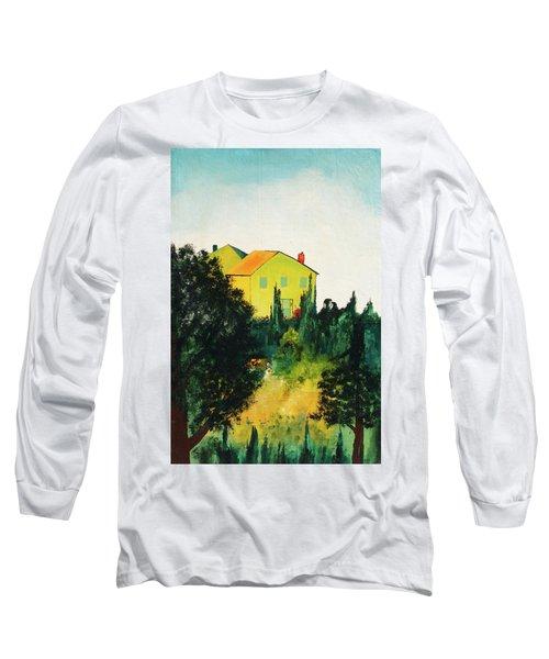 Hillside Romance Long Sleeve T-Shirt