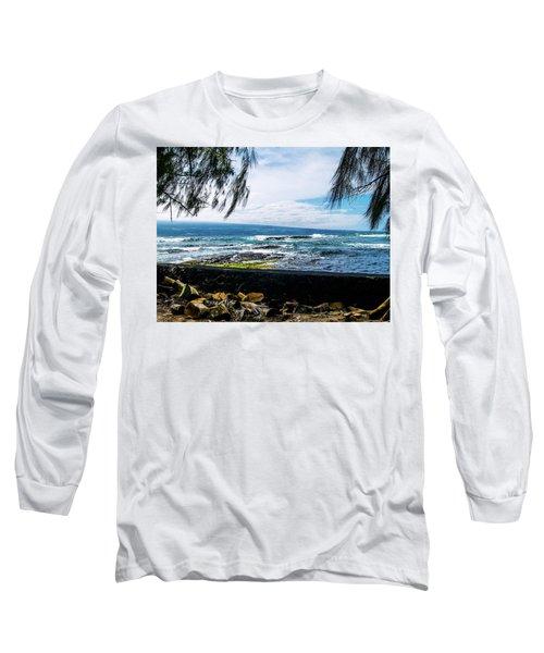 Hilo Bay Dreaming Long Sleeve T-Shirt