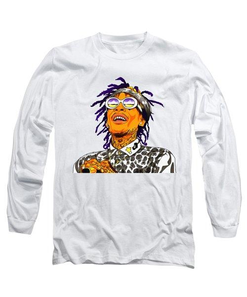 Hip Hop Music Long Sleeve T-Shirt