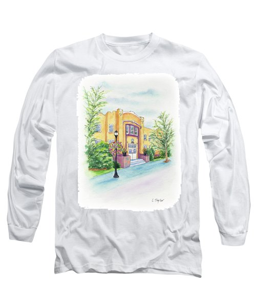 Historic Armory Long Sleeve T-Shirt