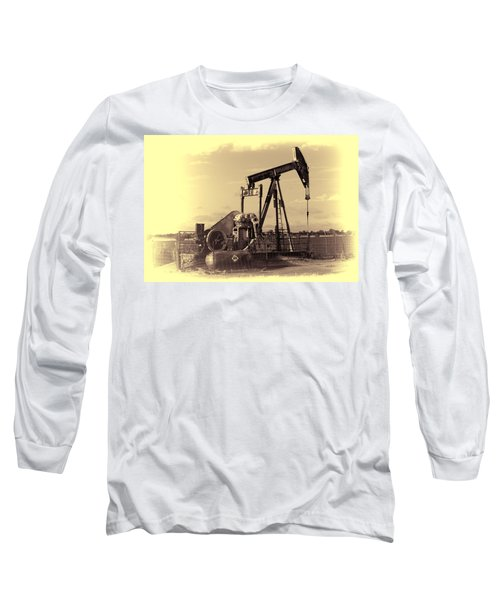 Hit And Miss Long Sleeve T-Shirt