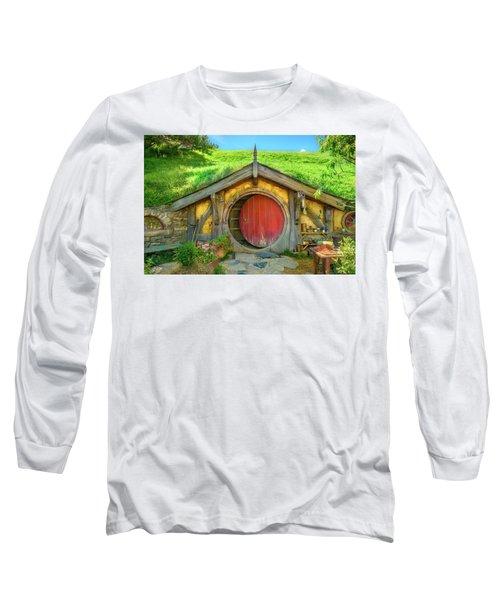 Hobbit House Long Sleeve T-Shirt