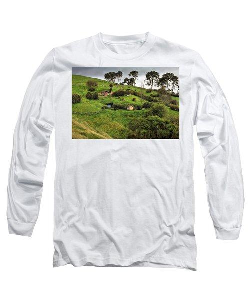 Hobbit Valley Long Sleeve T-Shirt