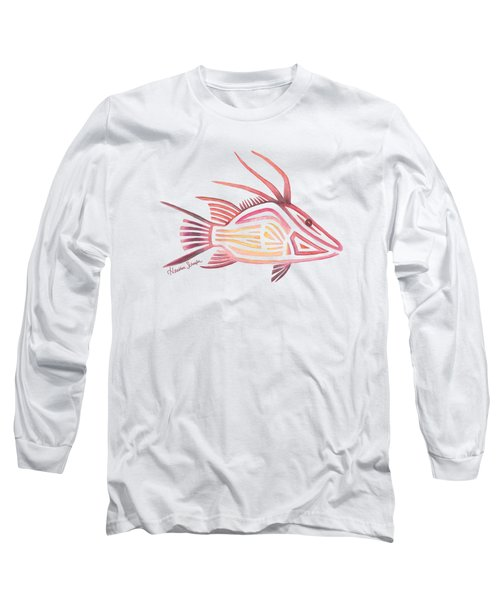 Hogfish Long Sleeve T-Shirt