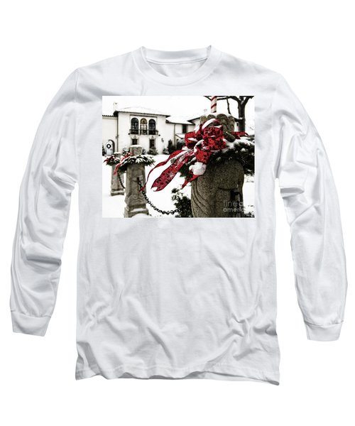 Holiday Home Long Sleeve T-Shirt