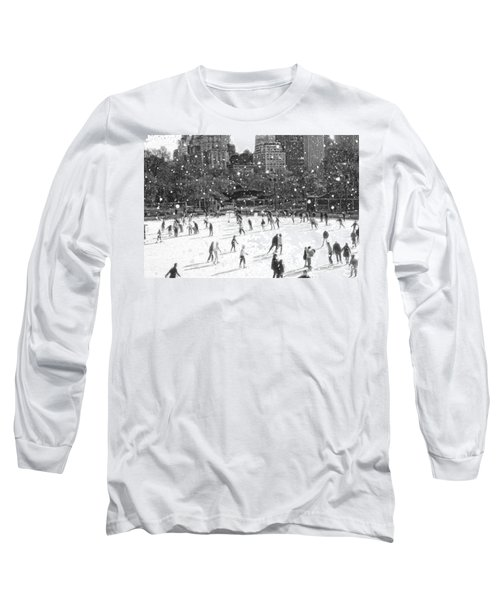 Holiday Skaters Long Sleeve T-Shirt