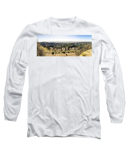Hollywood Long Sleeve T-Shirt by Michael Weber