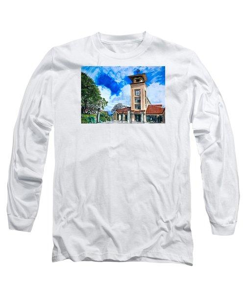 Holy Trinity Long Sleeve T-Shirt by Lance Gebhardt