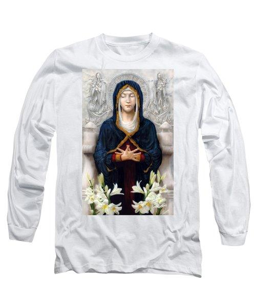 Holy Woman Long Sleeve T-Shirt