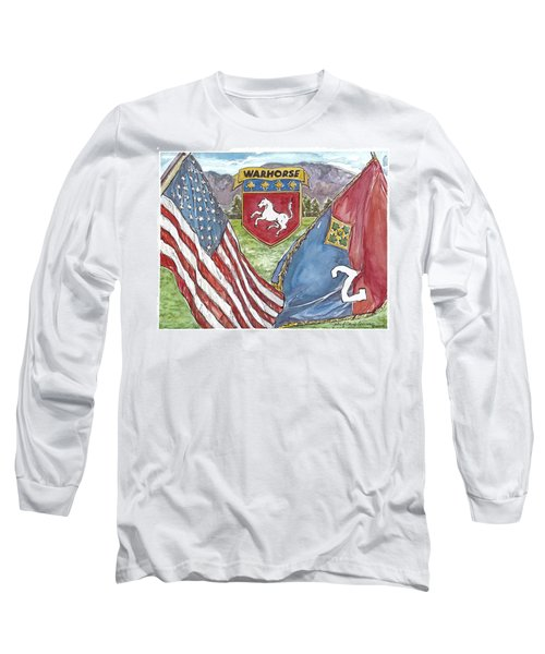 Homage To 2-4 Long Sleeve T-Shirt