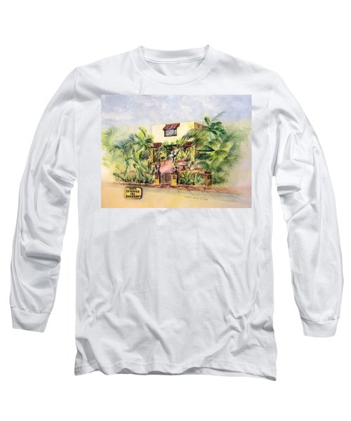Home On Belmont Shore Long Sleeve T-Shirt