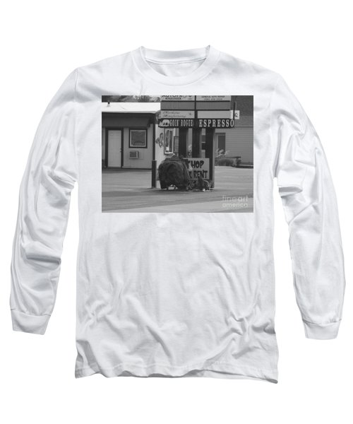 Homeless Hoarder Long Sleeve T-Shirt