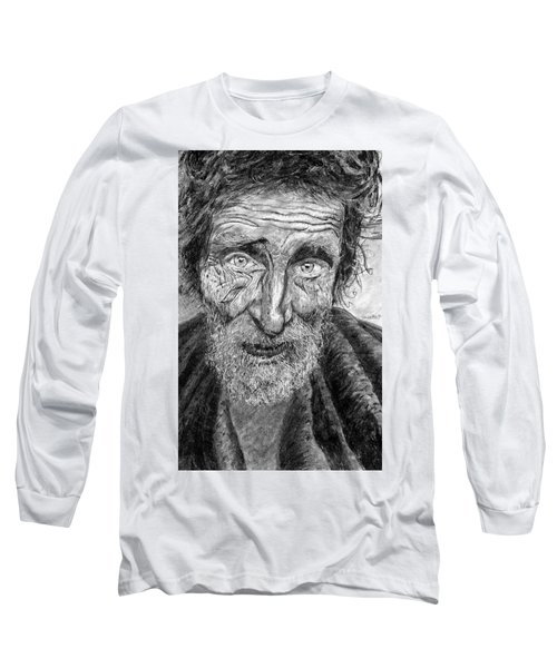 Homeless Mr. Craig Long Sleeve T-Shirt