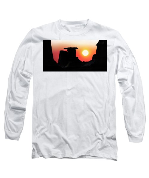 Hoodoo Sunrise Long Sleeve T-Shirt