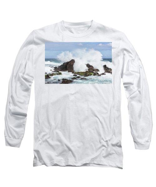 Hookipa Point Long Sleeve T-Shirt