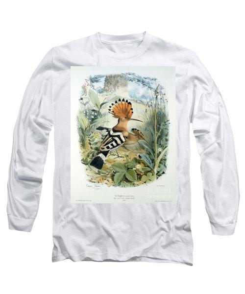Hoopoe Long Sleeve T-Shirt