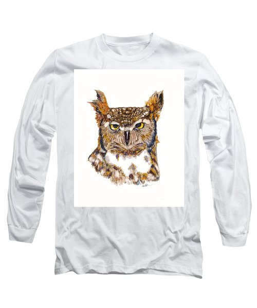 Hoot Long Sleeve T-Shirt