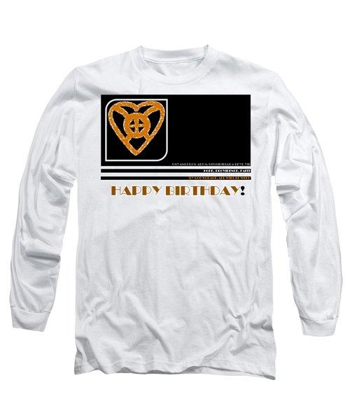 Hope Long Sleeve T-Shirt