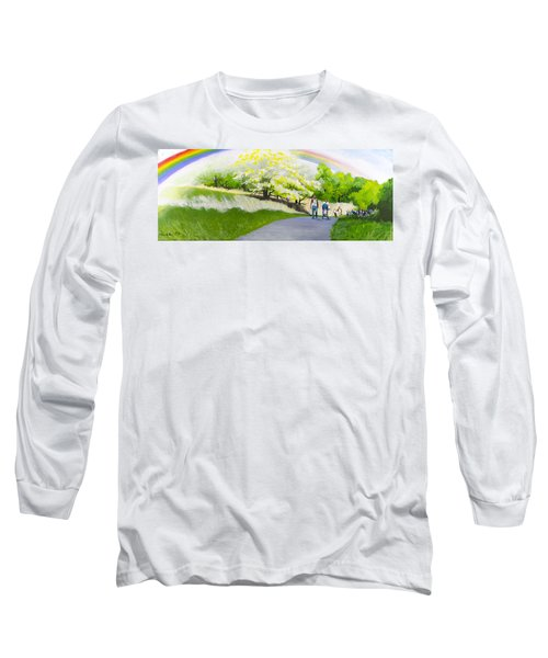 Hopeful Sojourn Long Sleeve T-Shirt