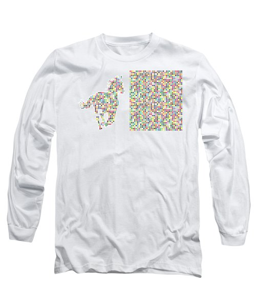 Horse 2 Long Sleeve T-Shirt