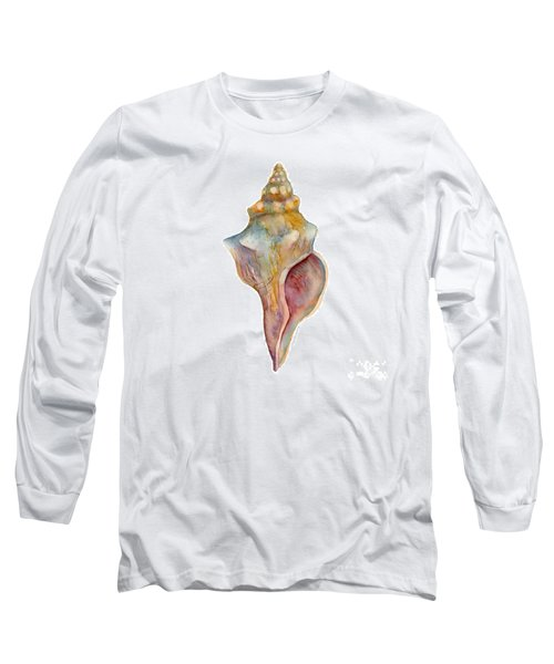 Horse Conch Shell Long Sleeve T-Shirt