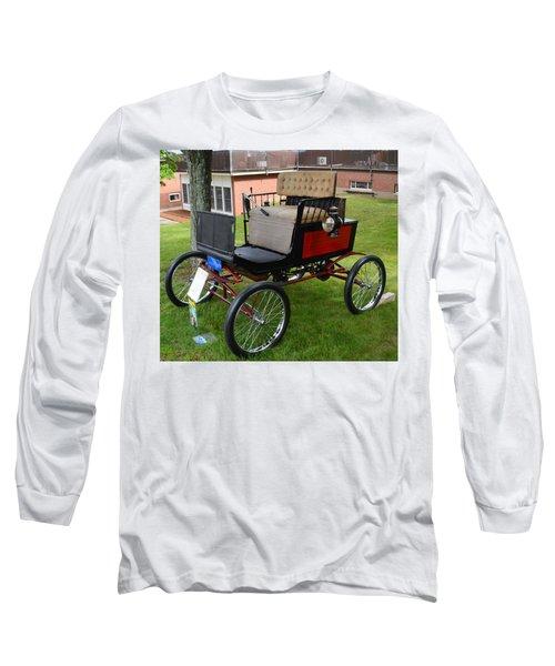 Horseless Carriage-c Long Sleeve T-Shirt