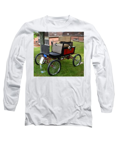 Horseless Carriage-c Long Sleeve T-Shirt