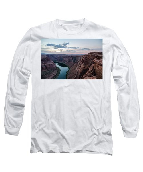 Horseshoe Bend No. 2 Long Sleeve T-Shirt