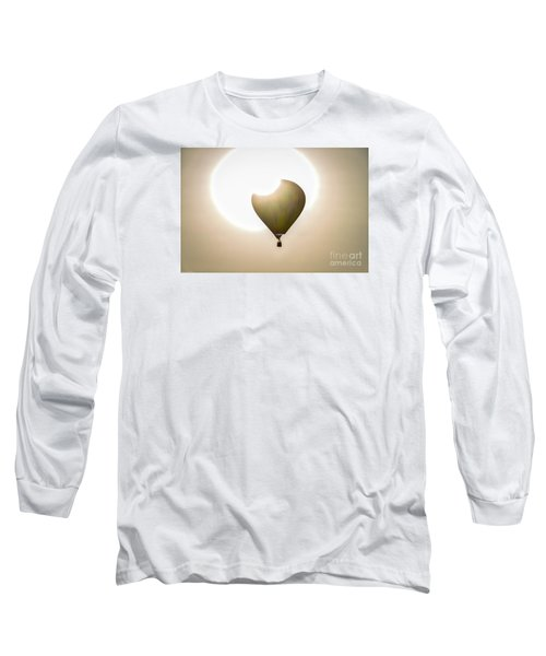 Long Sleeve T-Shirt featuring the photograph Hot Air by Mitch Shindelbower