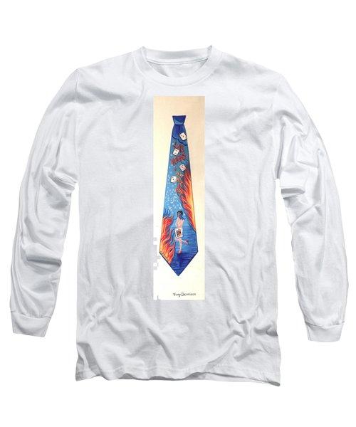 Hot In Vegas Long Sleeve T-Shirt