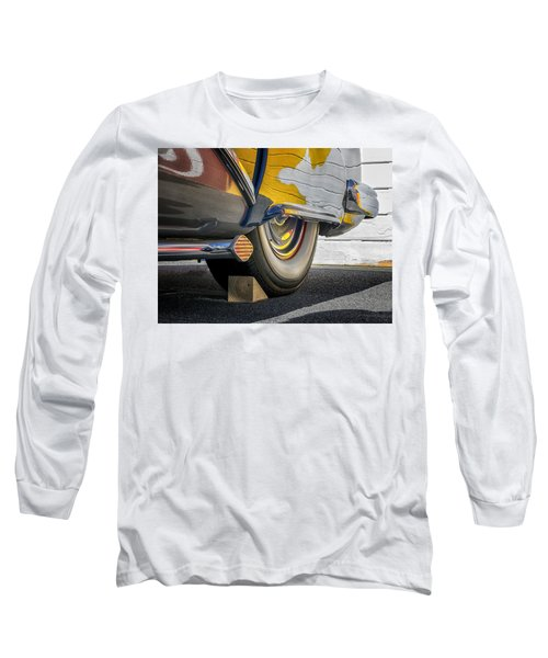 Hot Rod Realities Long Sleeve T-Shirt by Gary Warnimont