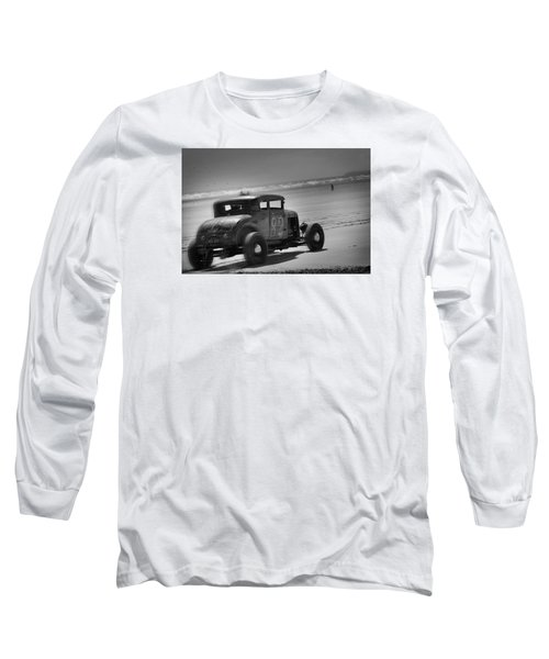 Hot Rods At Pendine 12 Long Sleeve T-Shirt