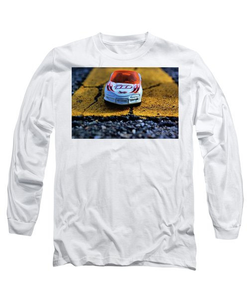 Hot Wheels For The Kid In All Of Us Long Sleeve T-Shirt