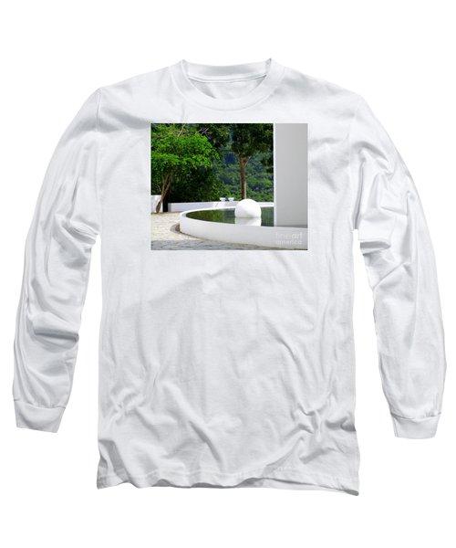 Hotel Encanto 12 Long Sleeve T-Shirt by Randall Weidner