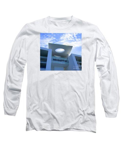 Hotel Encanto 7 Long Sleeve T-Shirt by Randall Weidner