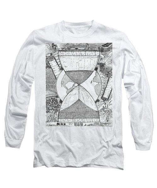 Hourglass Long Sleeve T-Shirt