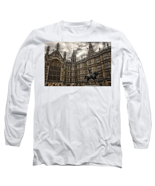 House Of Commons Long Sleeve T-Shirt