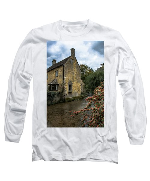 House On The Water Long Sleeve T-Shirt