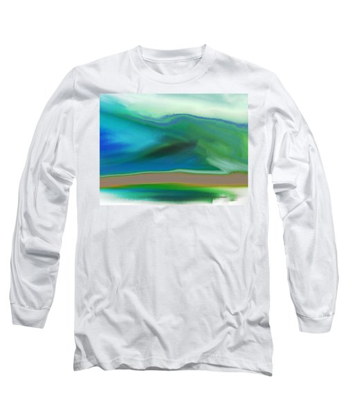 How It Feels Long Sleeve T-Shirt by Lenore Senior