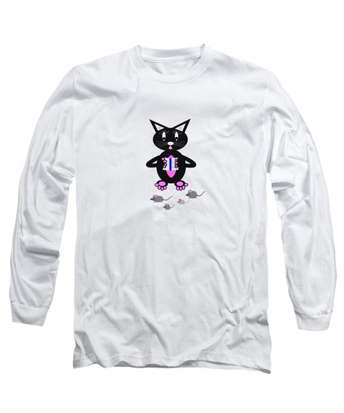 How To Catch A Mouse Long Sleeve T-Shirt