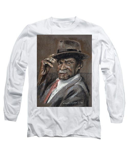 Howdy Ma'am Long Sleeve T-Shirt by Marty Garland