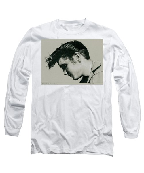 How's The World Treating You Long Sleeve T-Shirt
