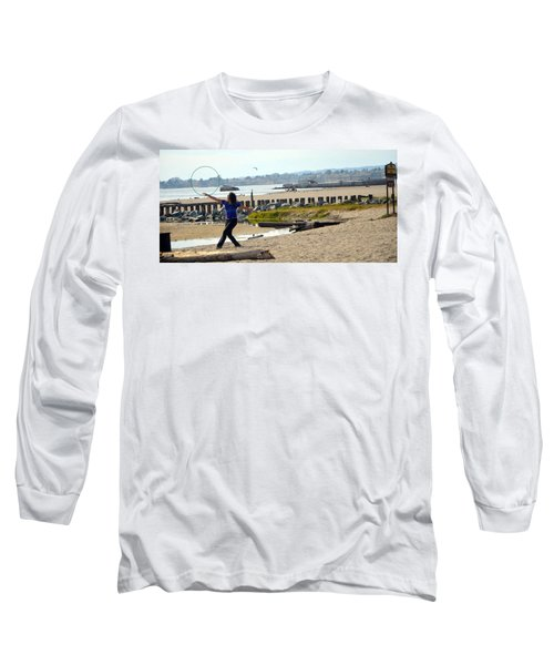 Hula Hoop Dance Long Sleeve T-Shirt