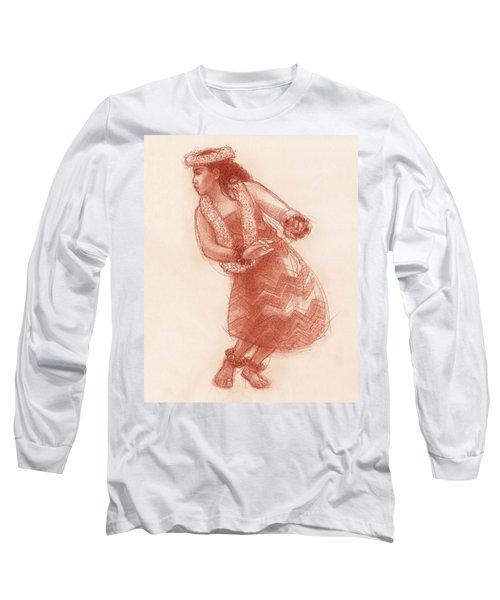 Hula Waikoloa Long Sleeve T-Shirt